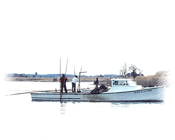 Chesapeake Bay Oystermen